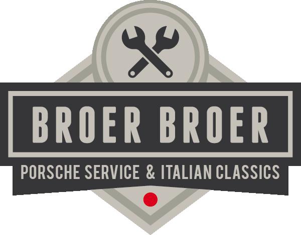 BroerBroer | Porsche Service & Italian Classics