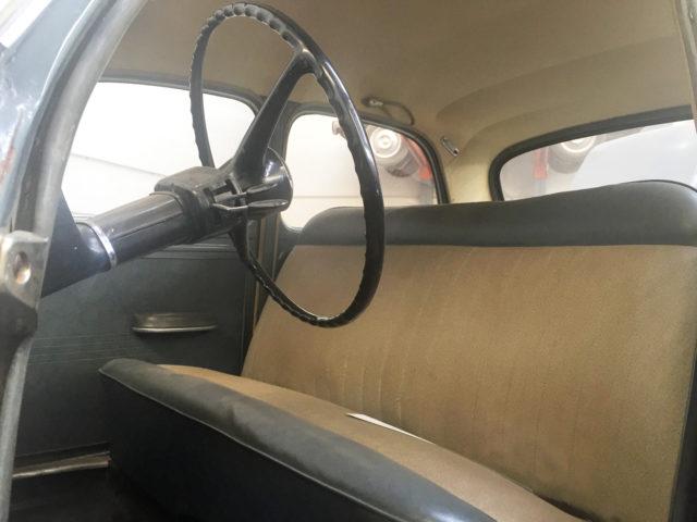 Fiat 1100R Kleur Grijs